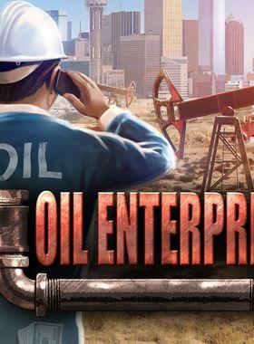 Oil Enterprise Key Art