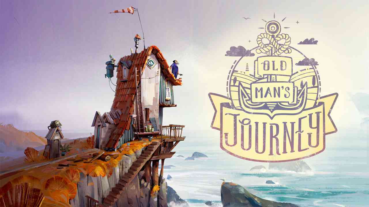 Old Man's Journey Background Image