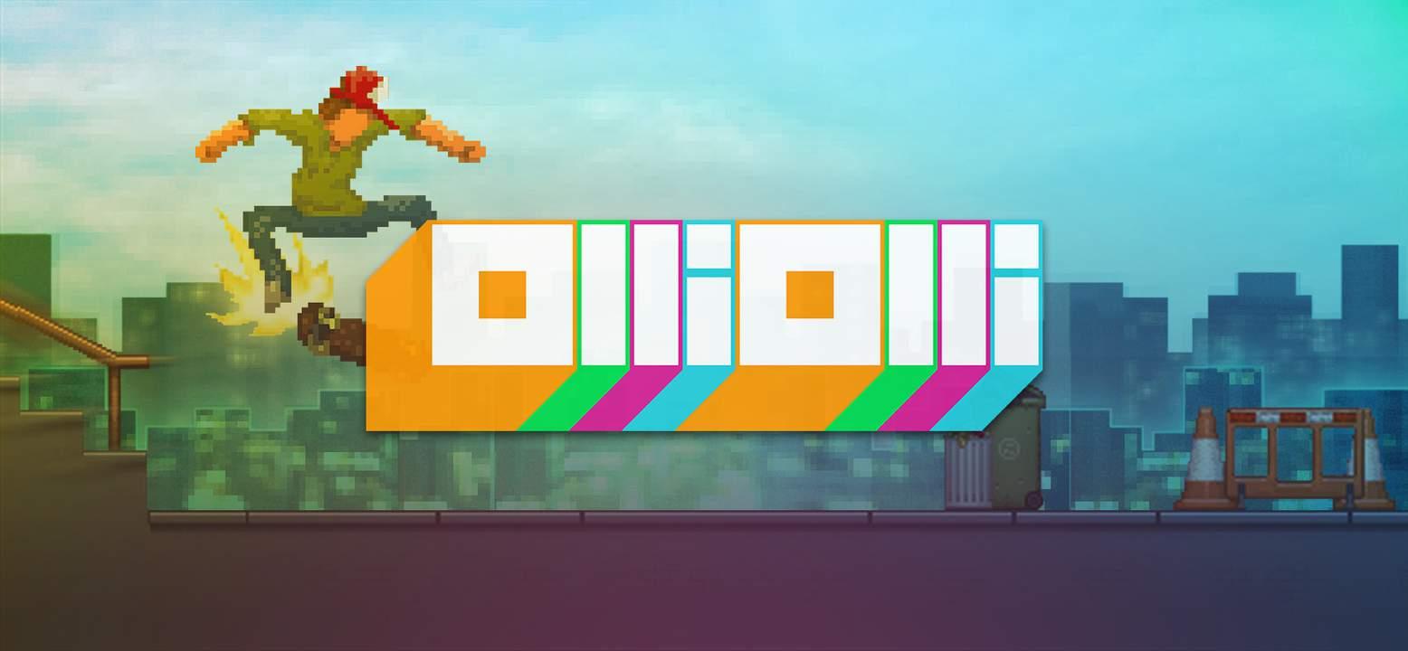 OlliOlli Background Image