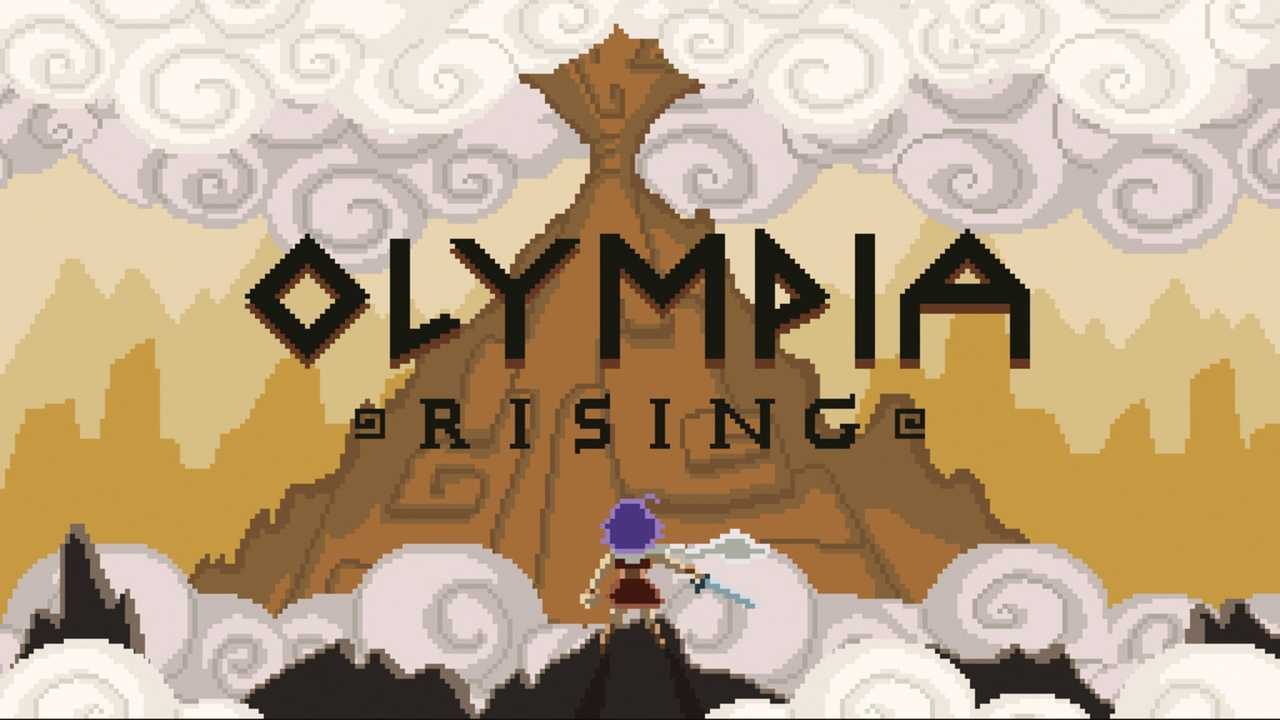 Olympia Rising Background Image