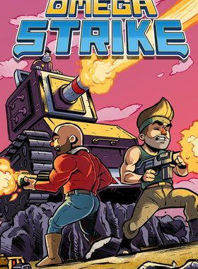 Omega Strike Key Art