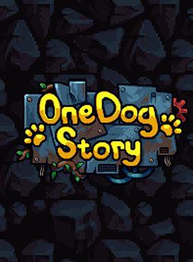 One Dog Story Key Art