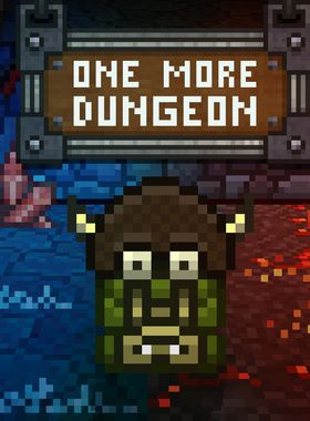 One More Dungeon Key Art
