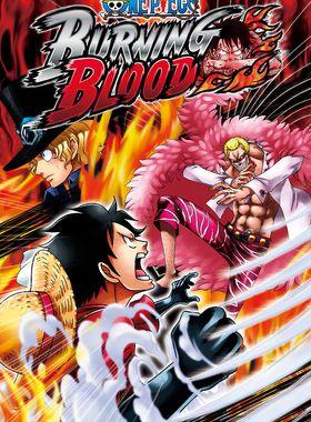One Piece: Burning Blood Key Art