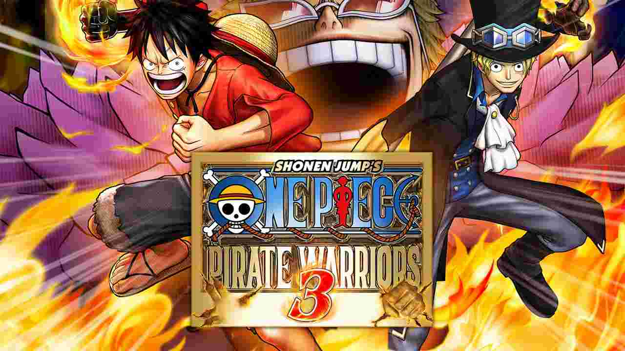 One Piece: Pirate Warriors 3 Background Image