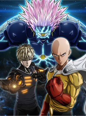 One Punch Man: A Hero Nobody Knows Key Art