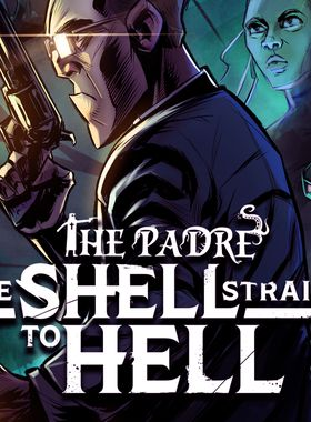 One Shell Straight to Hell Key Art