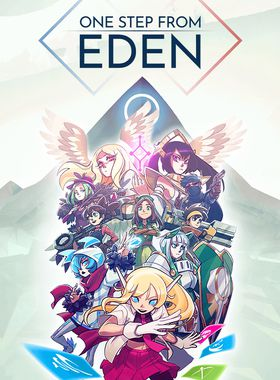 One Step From Eden Key Art