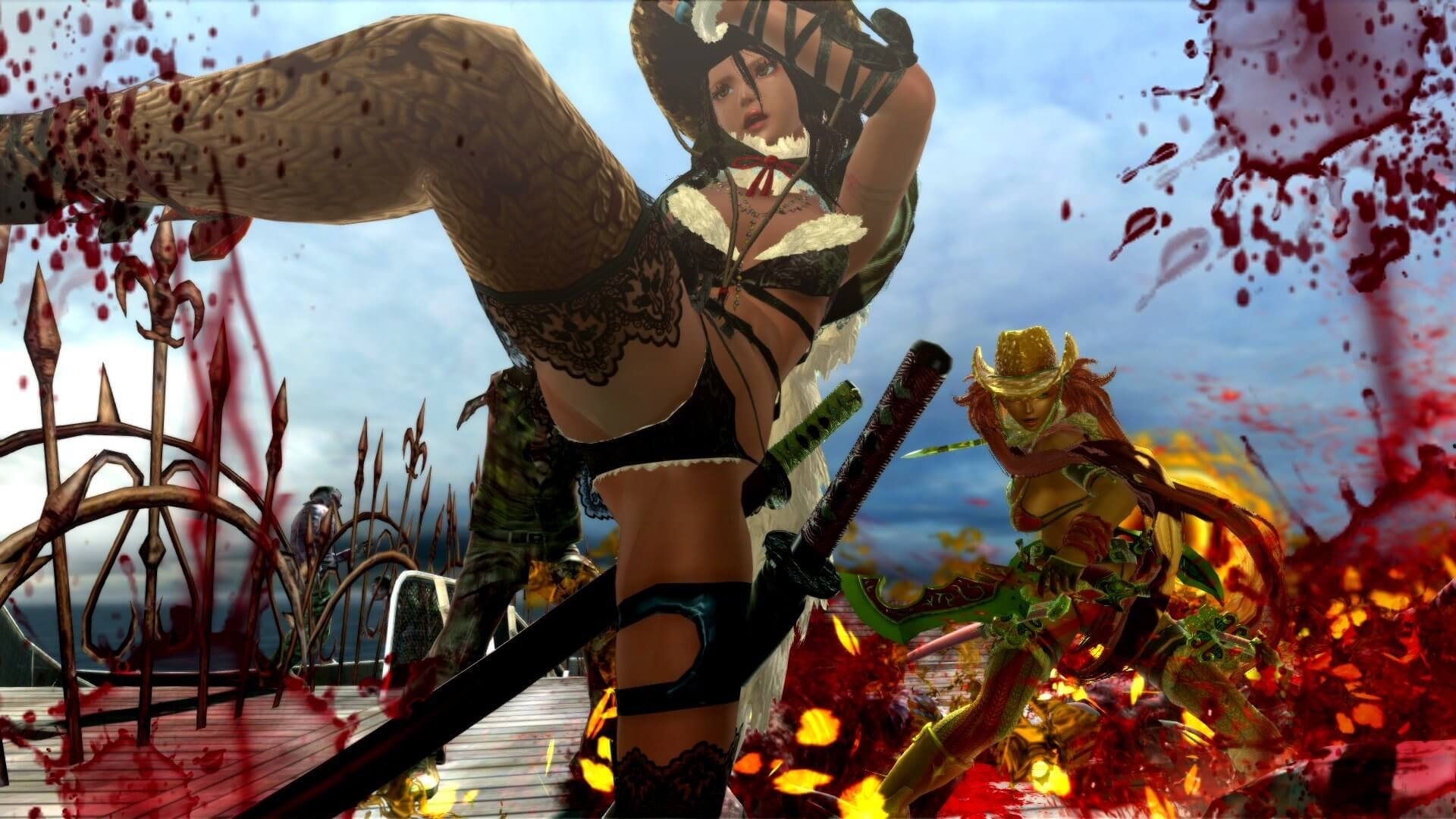 Onechanbara Z2: Chaos Video
