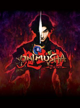 Onimusha: Warlords Key Art