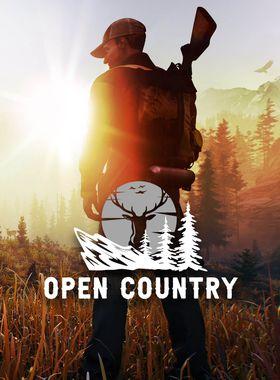 Open Country Key Art