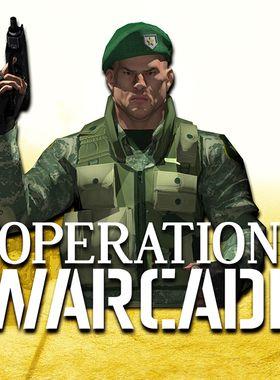 Operation Warcade VR Key Art