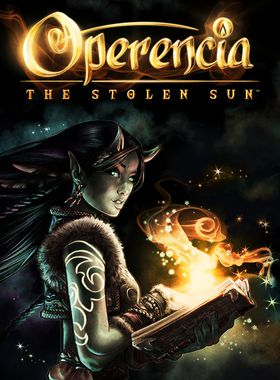 Operencia: The Stolen Sun Key Art