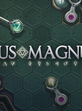 Opus Magnum Key Art