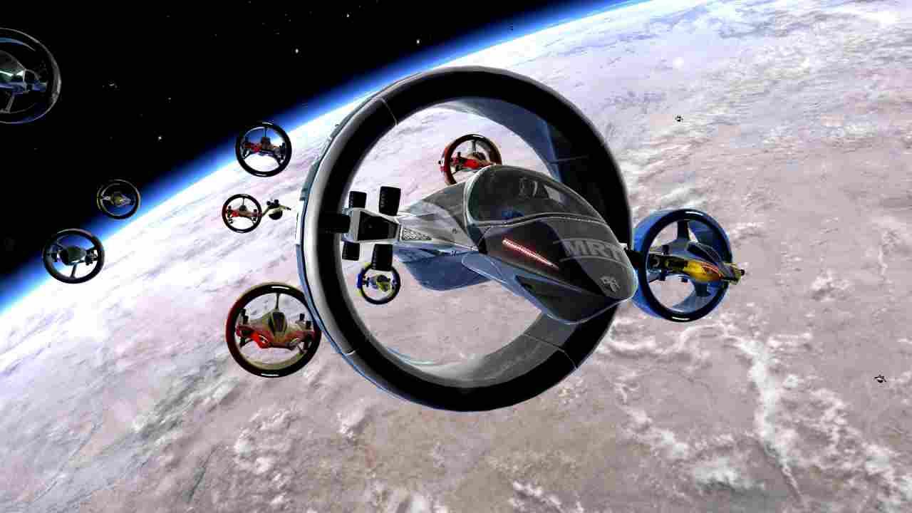 Orbital Racer Thumbnail