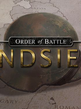 Order of Battle: Endsieg Key Art