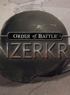 Order of Battle: Panzerkrieg Key Art