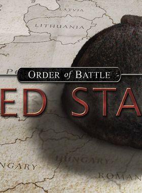 Order of Battle: Red Star Key Art