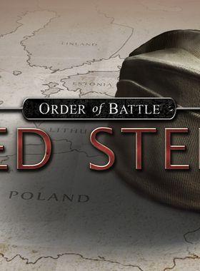 Order of Battle: Red Steel Key Art