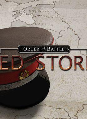Order of Battle: Red Storm Key Art