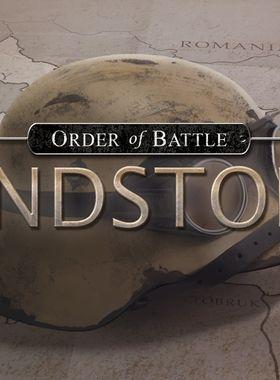 Order of Battle: Sandstorm Key Art