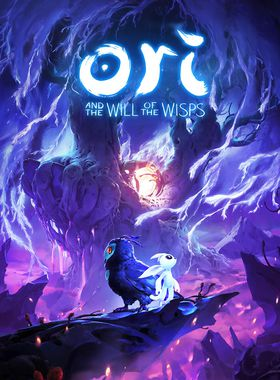 Ori and the Will of the Wisps Key Art