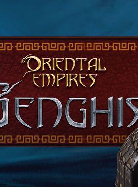 Oriental Empires: Genghis Key Art