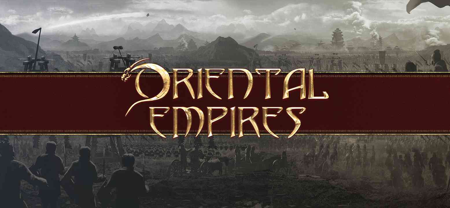 Oriental Empires Background Image
