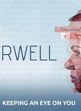 Orwell - Keeping an Eye on You Key Art