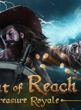 Out of Reach: Treasure Royale Key Art
