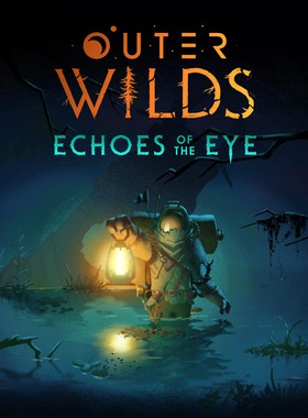 Outer Wilds - Echoes of the Eye Key Art