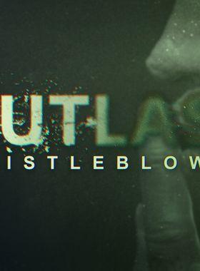 Outlast: Whistleblower Key Art