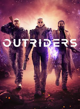 Outriders Key Art