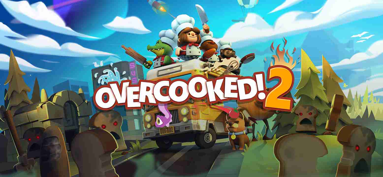 Overcooked 2 Thumbnail