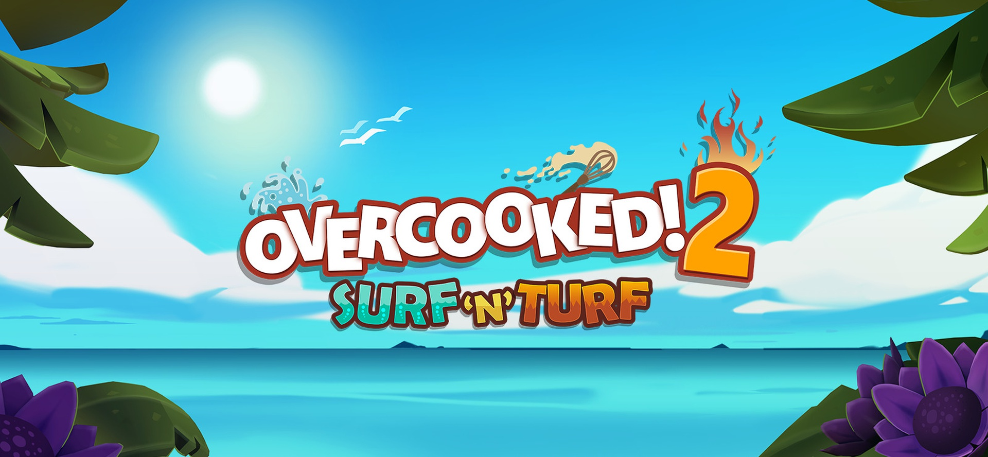 Overcooked 2 - Surf 'n' Turf Video