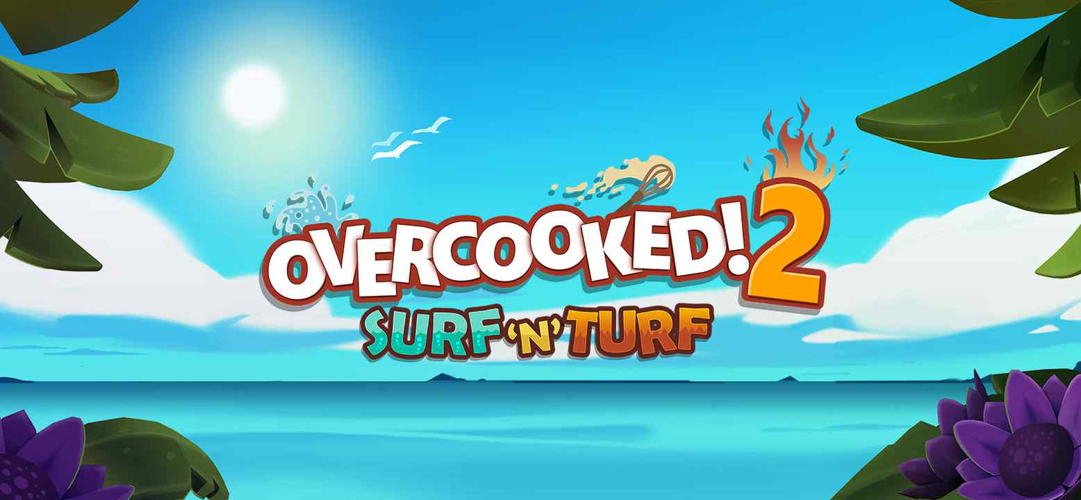 Overcooked 2 - Surf 'n' Turf Thumbnail