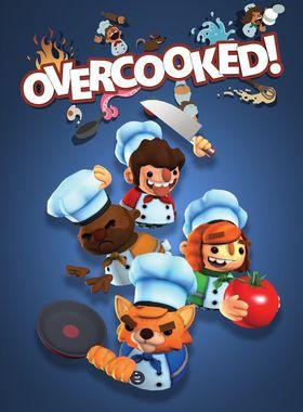 Overcooked Key Art