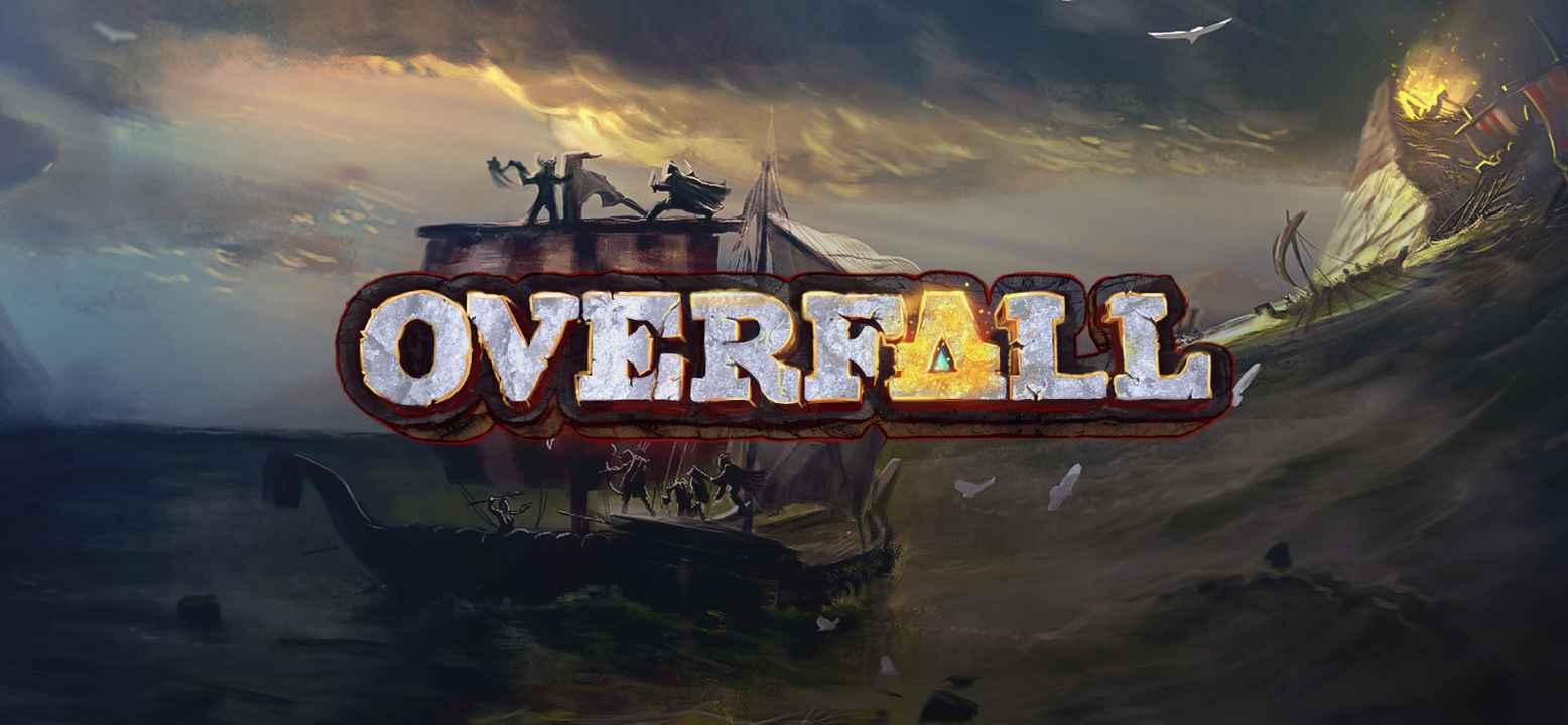 Overfall Background Image