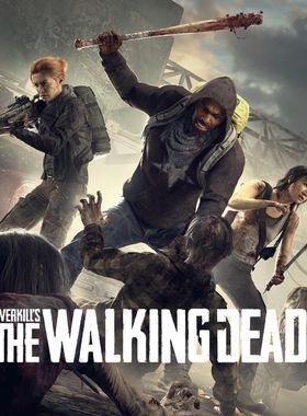 Overkill's The Walking Dead Key Art