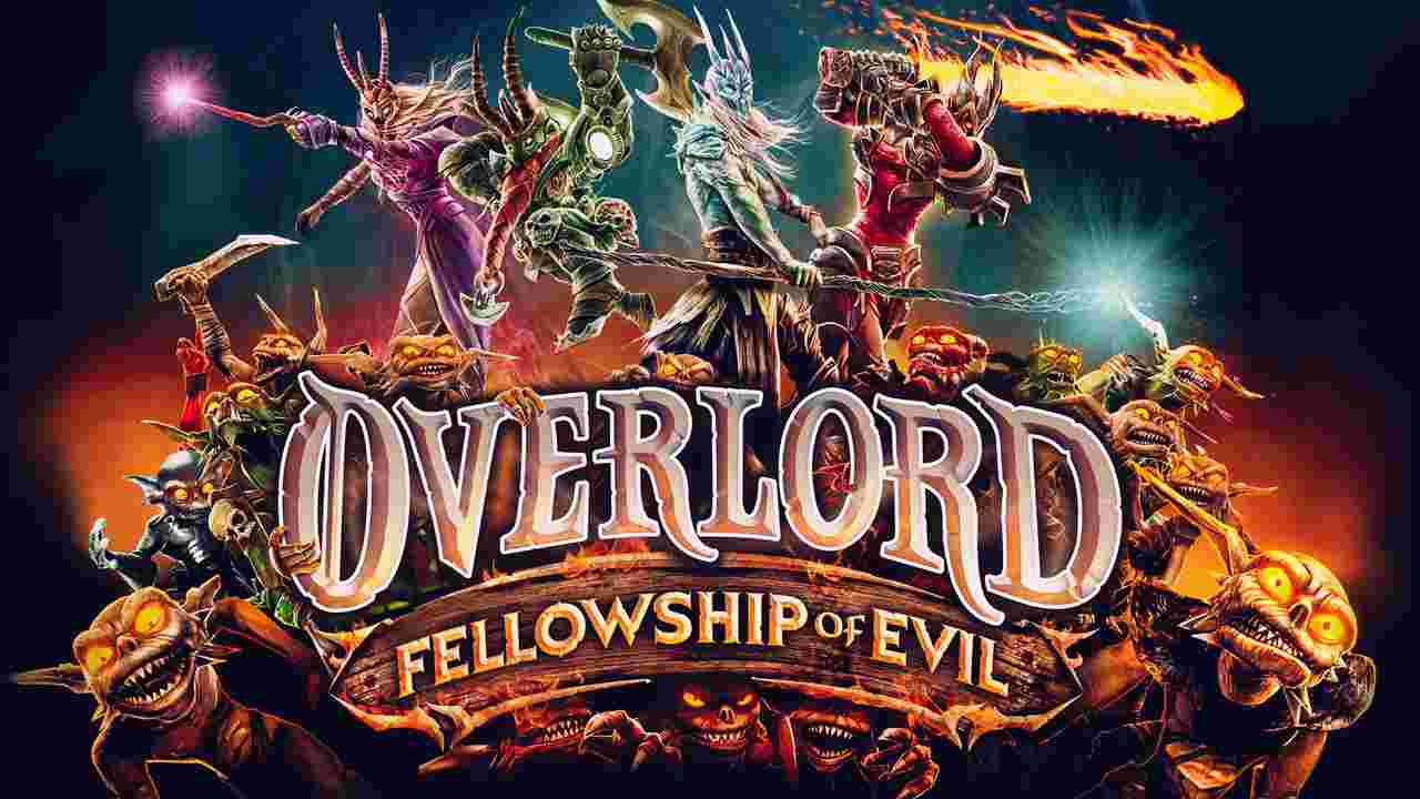 Overlord: Fellowship of Evil Background Image