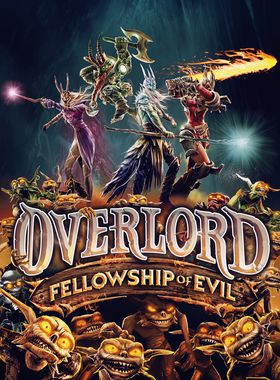 Overlord: Fellowship of Evil Key Art