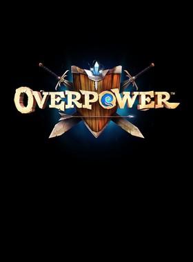 Overpower Key Art