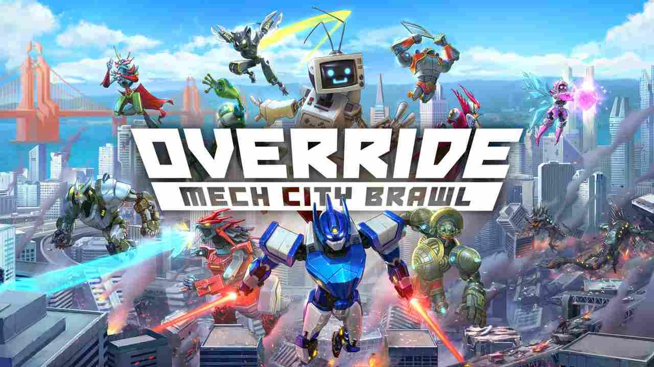 Override: Mech City Brawl Thumbnail