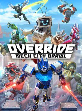 Override: Mech City Brawl Key Art