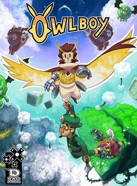 Owlboy Key Art
