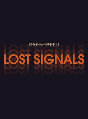 Oxenfree 2: Lost Signals Key Art