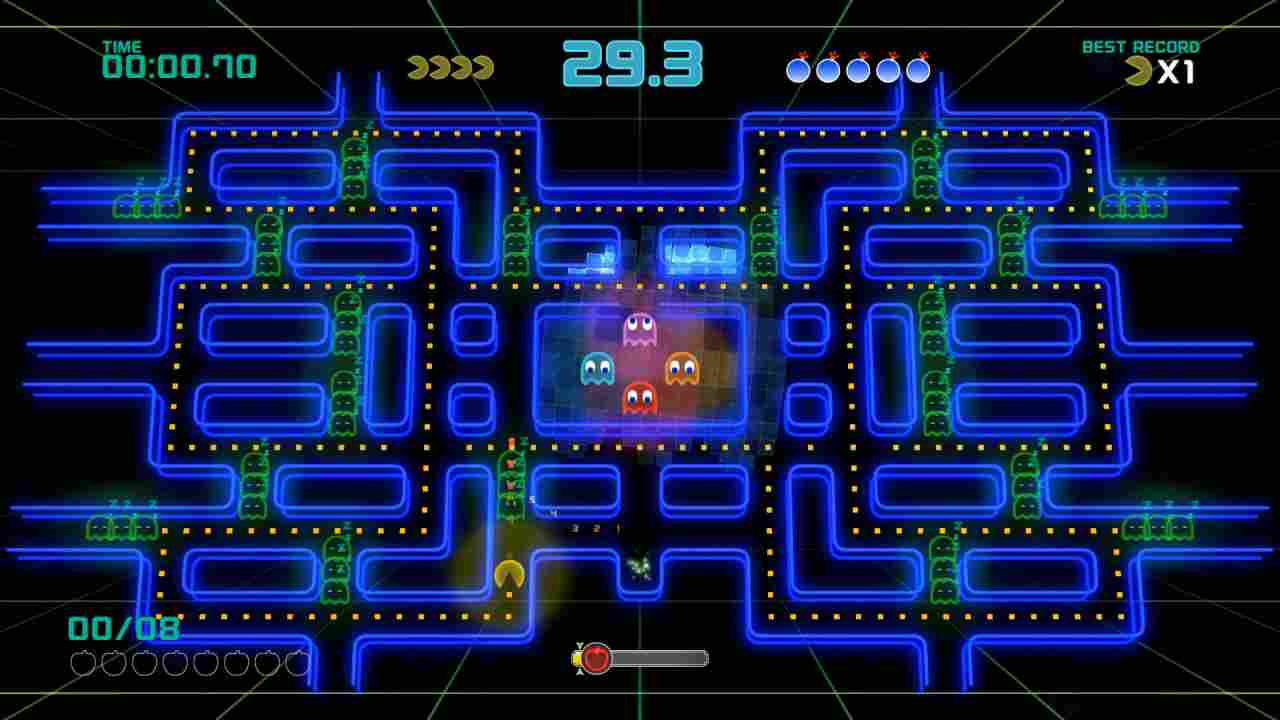PAC-MAN Championship Edition 2 Background Image