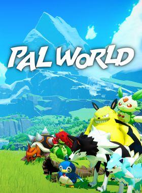 Palworld Key Art