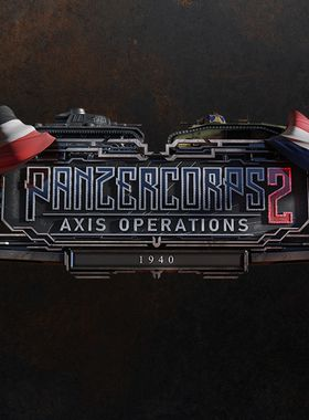 Panzer Corps 2: Axis Operations - 1940 Key Art