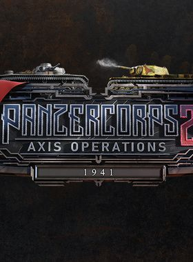 Panzer Corps 2: Axis Operations - 1941 Key Art